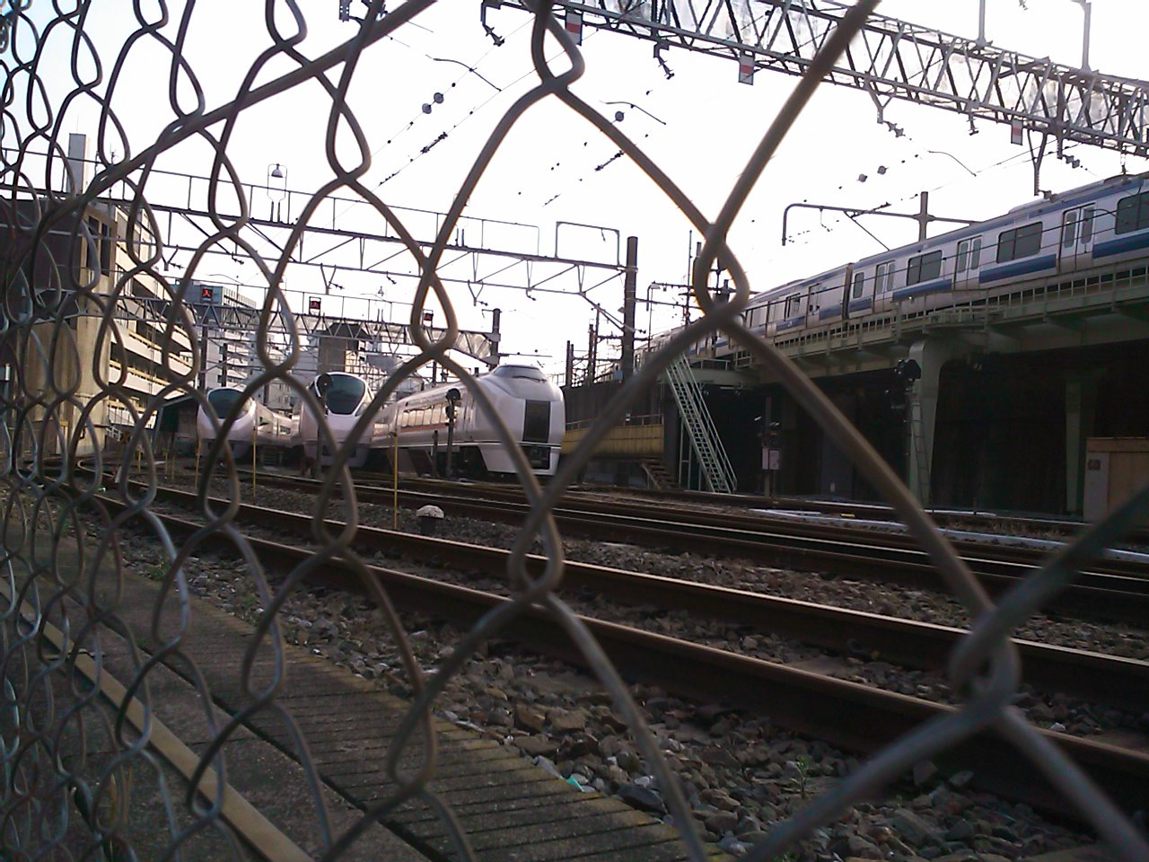 上野駅付近