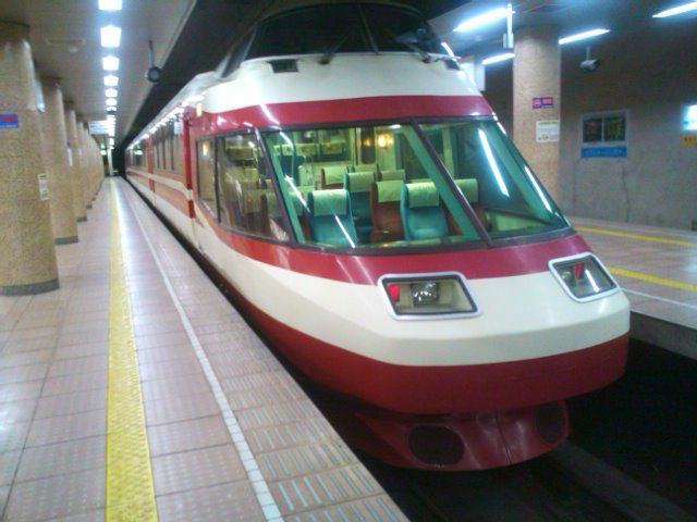 長野電鉄の特急